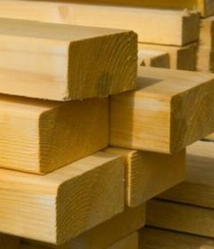 CLS Studwork Timber